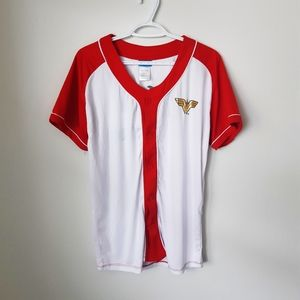 Wonder Woman Baseball Jersey